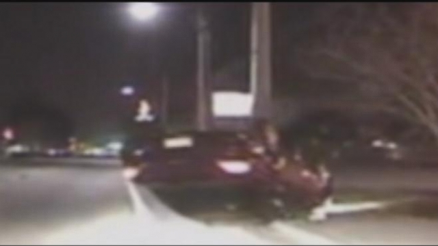VIDEO: Texting and Driving Crash Caught on Camera