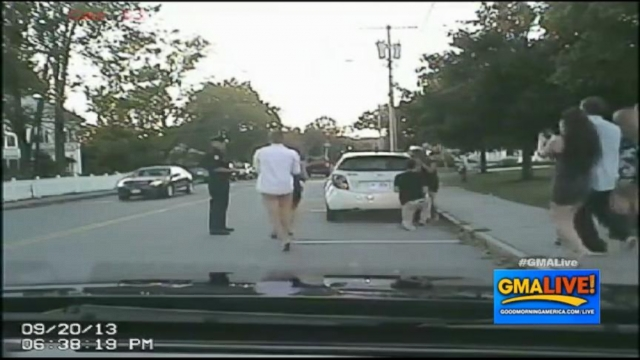 VIDEO: Police Aid Man in Surprise Marriage Proposal