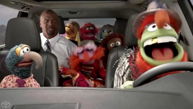 The Muppets Go to the Super Bowl!The Muppets Go to the Super Bowl!