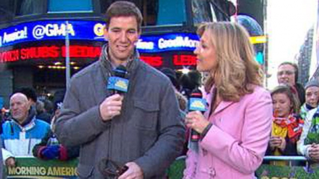 VIDEO:Eli Manning on Purina Pro Plan, Brothers Trip to Super Bowl