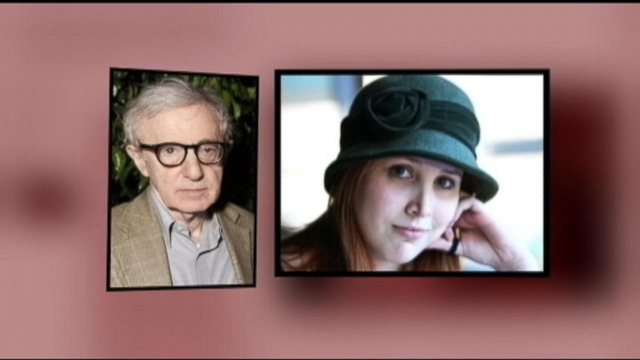 VIDEO: Woody Allen Reacts to Dylan Farrows Sexual Abuse Allegations