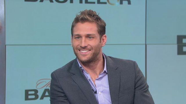 "VIDEO: ""The Bachelor"" star discusses the latest season of the reality show and his controversial remarks."