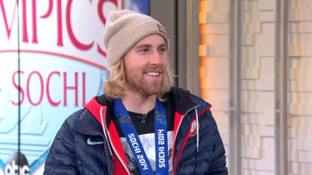 VIDEO: Team USA Wins Gold in 1st Ever Olympic Mens Slopestyle Event