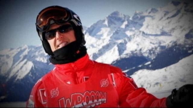 VIDEO: Michael Schumachers near-fatal accident raises concerns over helmet safety.