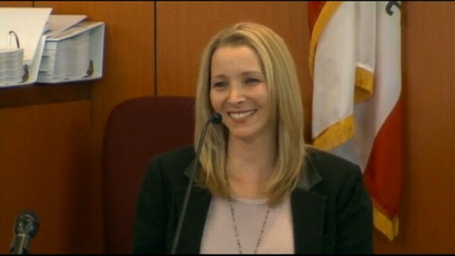 VIDEO: Lisa Kudrow Sued For Nearly $2 Million