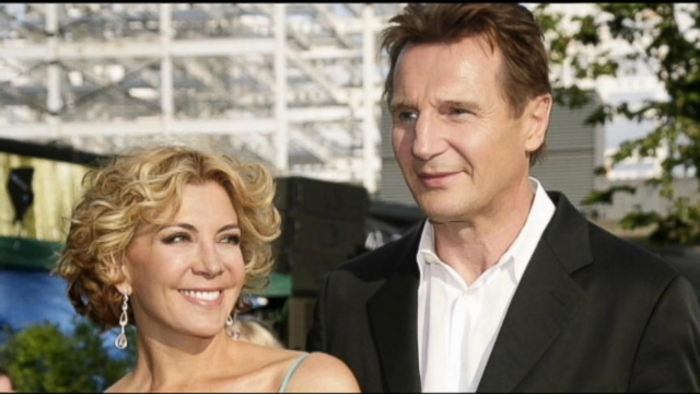 Actor Liam Neeson Opens Up About His Personal Life