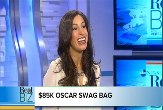 VIDEO: 5 Most Outrageous Gifts Inside the $85K Swag Bag to The Wealthiest Oscar Stars