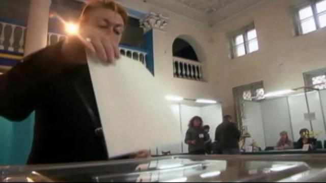 VIDEO: White House: Crimea Referendum Violates International Law