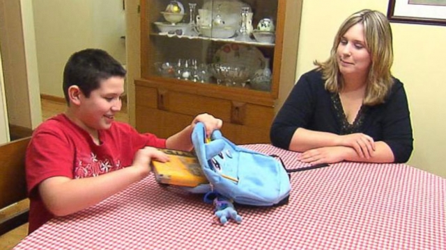 VIDEO: 9-Year-Olds My Little Pony Backpack Banned by School