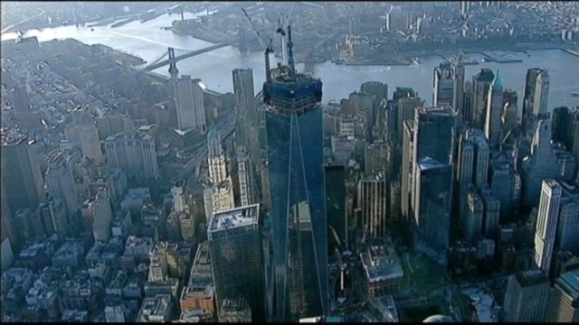 VIDEO: One World Trade Center Security Breach
