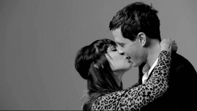 VIDEO: First Kiss Viral Video about Human Connection