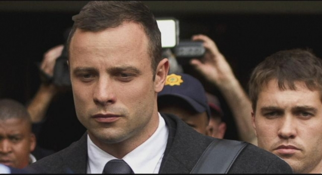 Pistorius to Reporters: Its a Tough Time