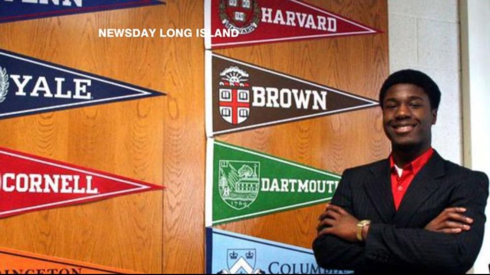 VIDEO: Kwasi Enin scored a near perfect 2250 on the SAT and is in the top 2% of his class.