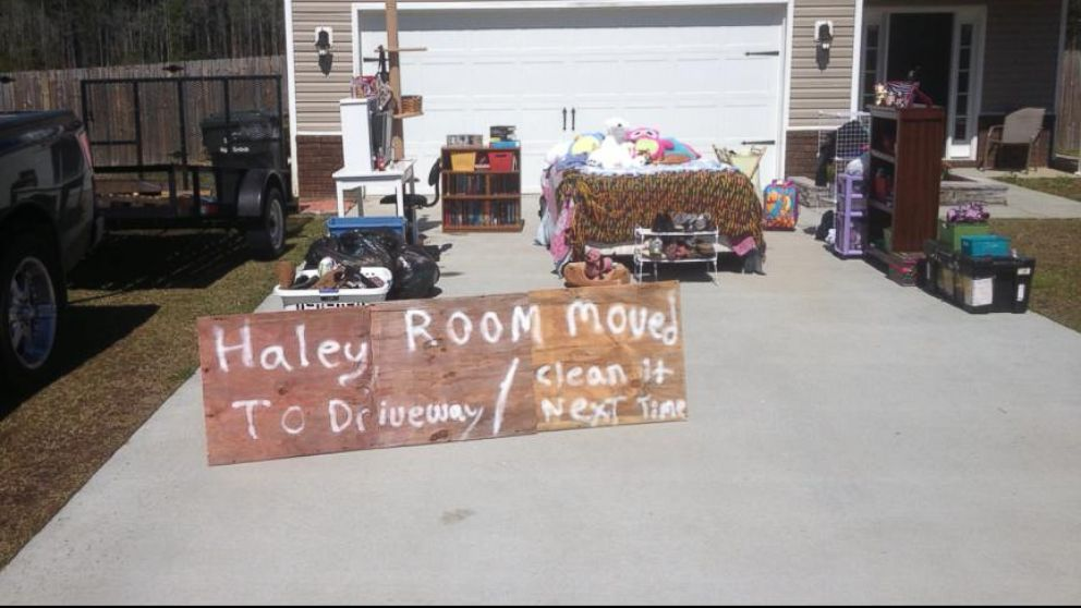 VIDEO: Dad Speaks Out on Daughters Messy Room