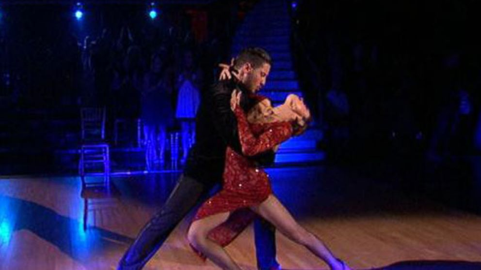 VIDEO: Voting made for a night like none before on the dance show as pros and celebrities swap partners.