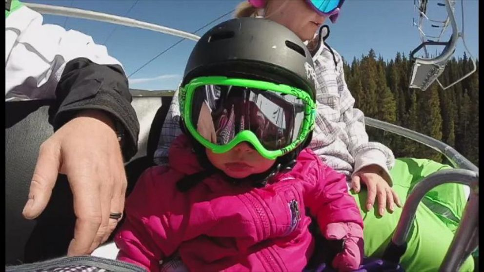 VIDEO: Tiny Snowboarding Superstar is Only 18-Months Old