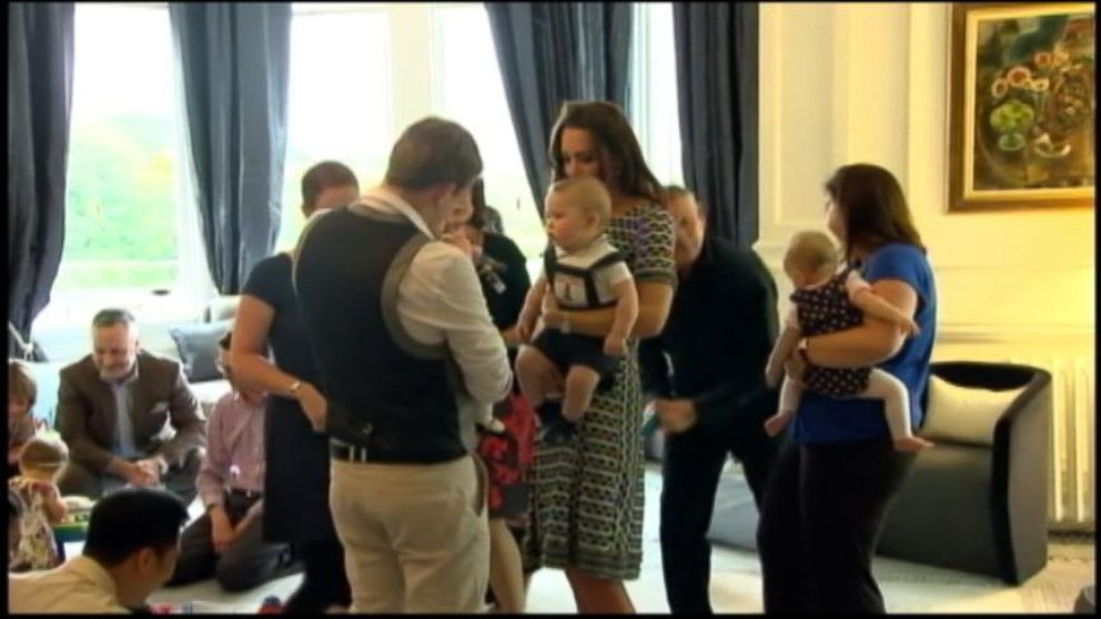 Prince George, Kate Middleton Looks Selling Out