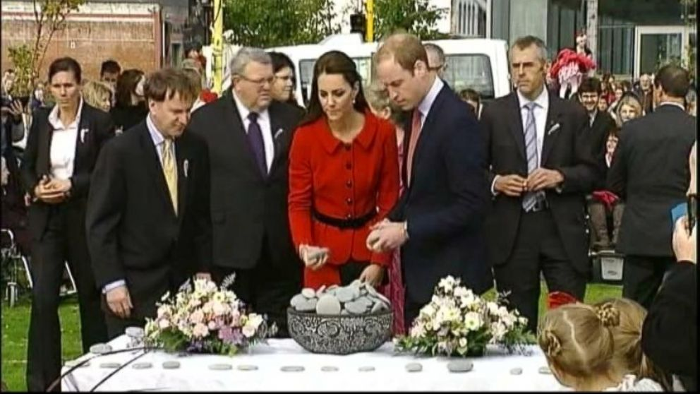 VIDEO: A comment made by Prince William sparked buzz about a new member of the royal family.