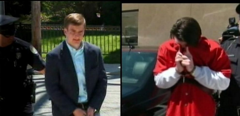 VIDEO: Former Students Charged in Prep School Drug Case