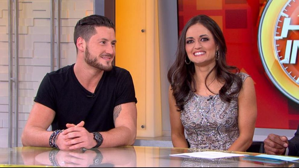 """VIDEO: The latest couple to be booted off the celebrity dance show discuss the experience on """"GMA."""""""