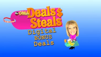 Jill's Steals and Deals - Today Show Steals and Deals Seen on TV. We are sharing the latest Steals and Deals from The Today Show. Morning Save Deals from The Talk. Steals on The Real. Extra TV Morning Save. Deals Seen on The Wendy Williams Show. Deals Seen on the STEVE Harvey Show. Morning Save Deals from Dish Nation. Pin. Tweet. Share.