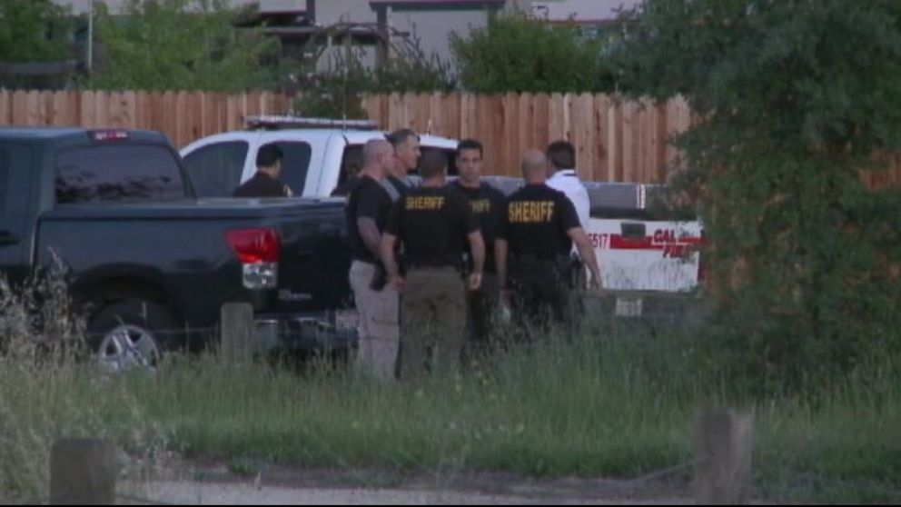 VIDEO: Manhunt continues after mans fiance is found dead in their home.