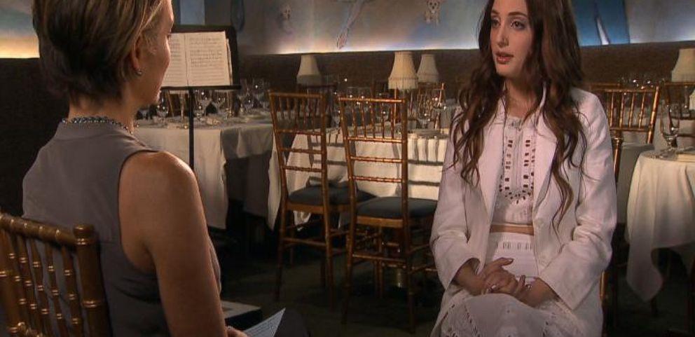 VIDEO: Alexa Ray Joel Explains Her Recent Health Scare