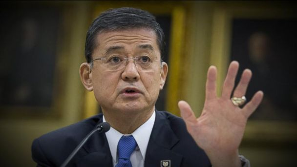 VIDEO: Eric Shinseki Resigns Due to Veterans Affairs Scandal