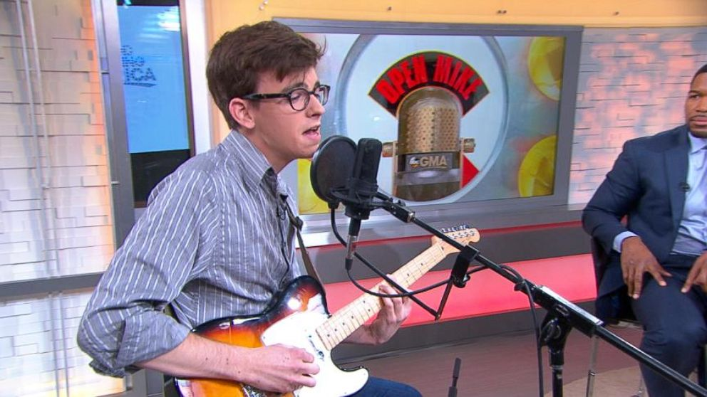 VIDEO: Open Mike: Paul Simon Cover Goes Viral