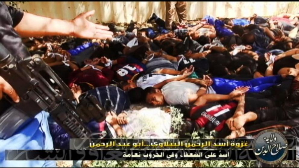 VIDEO: ISIS Militants Document Their March Towards Baghdad