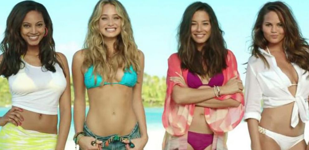 VIDEO: Air New Zealands new in-flight safety video, starring Sports Illustrated models in bikinis, has many critics angry.
