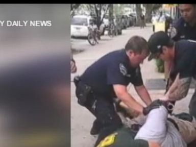 VIDEO: NYPD Arrest Suspect Suffers Heart Attack, Dies at Hospital