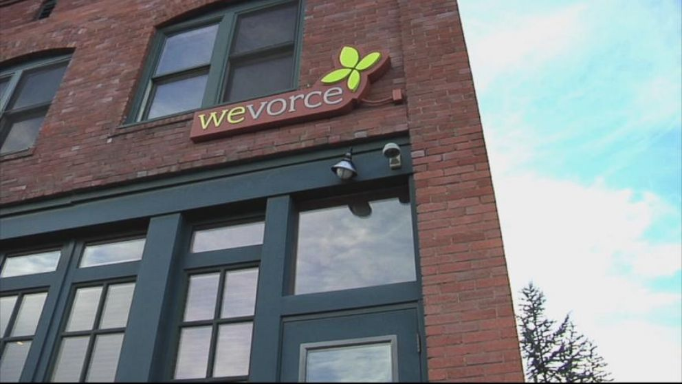 VIDEO: The San Francisco-based company Wevorce helps couples save time and money, while also offering counseling.