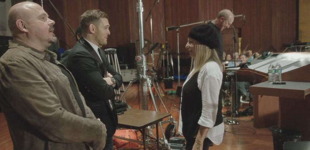 "VIDEO: Barbra Streisand and Michael Bublé collaborate on ""It Had to Be You."""