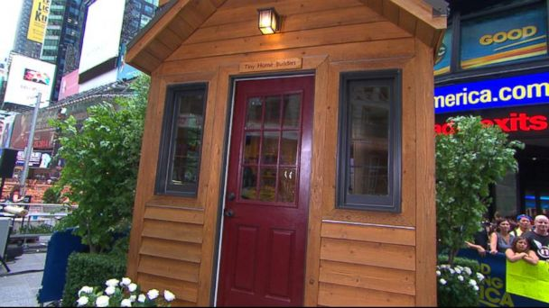 VIDEO: Inside the Tiny House Movement Sweeping the Nation