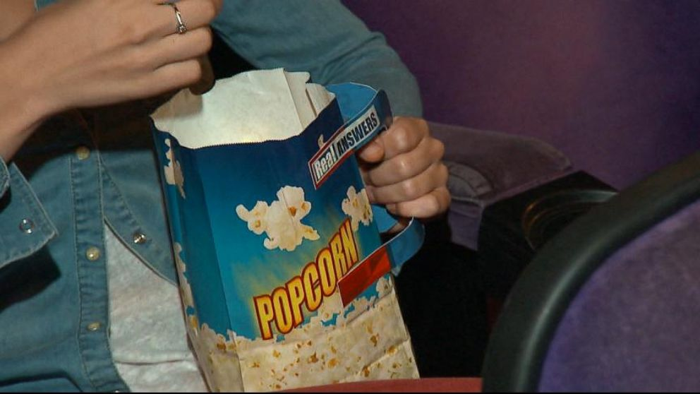 VIDEO: Fast-Paced Movies, Television Shows May Lead to More Snacking