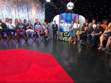 VIDEO: Dancing With the Stars Season 19 Stars, Pros Ready to Tango