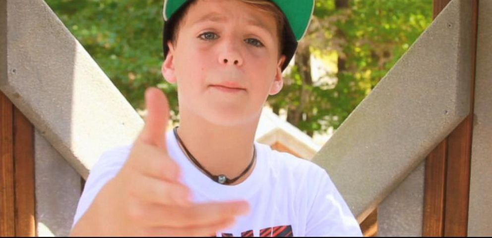 VIDEO: Matty B May and his family put together a song and music video to empower his sister who was born with Down syndrome.