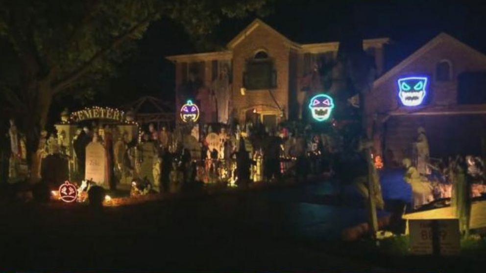Halloween Light Display Set To Kongos 39 39 Come With Me Now