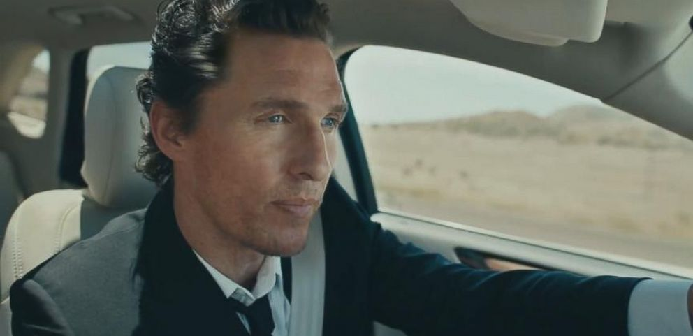 Matthew McConaughey's ...