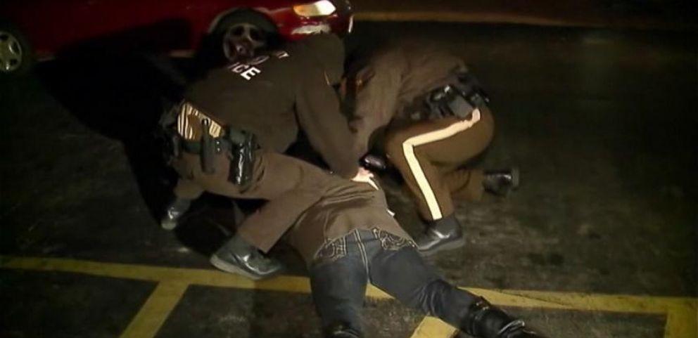 VIDEO: Arrests Made in Ferguson Ahead of Grand Jury Ruling
