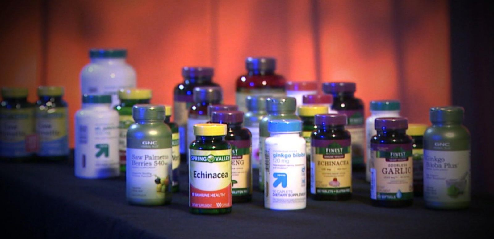 VIDEO: Herbal Supplements Crackdown: Some Brands May Be Misleading