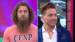 VIDEO: CrossFit Gym Owner With Caveman Style Gets Amazing Makeover