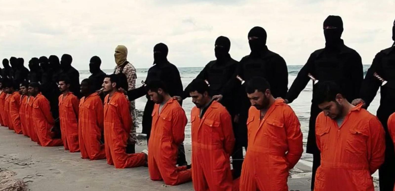 VIDEO: Gruesome ISIS Video Purports to Show Terror Group in Libya