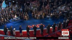 VIDEO: GOP Candidates Meet Again in Second Debate