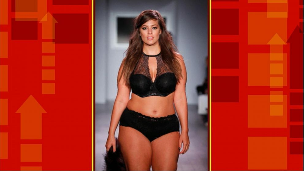 Supermodel Ashley Graham Shatters The Stick Thin Standard