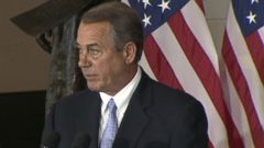 VIDEO: Conservatives Blast John Boehner After Resignation
