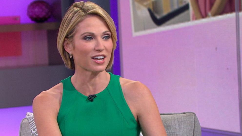 Good Morning America Live Today : Amy robach chronicles breast cancer fight in better
