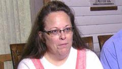 VIDEO: Kentucky Clerk Kim Davis Meets Pope Francis
