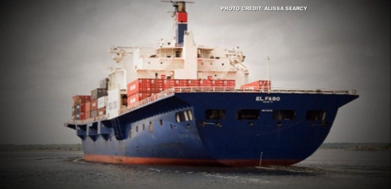 VIDEO: Cargo Ship Disappears Near Hurricane Joaquin